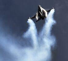 Belgian F-16 by J Biggadike