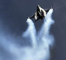 Belgian F-16 by J Biggadike