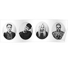 Devon, Shaun, Andrej, Rick. Poster