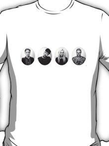 Devon, Shaun, Andrej, Rick. T-Shirt