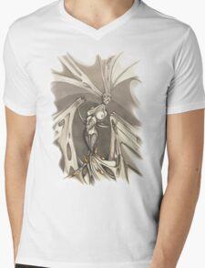 Gothic Demon Asphyxiation  Mens V-Neck T-Shirt