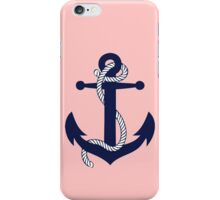 Anchor & Rope iPhone Case/Skin