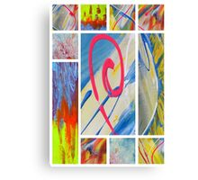 Heaven on Art Canvas Print