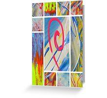 Heaven on Art Greeting Card