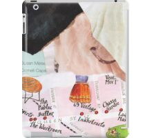 Big Mistake iPad Case/Skin