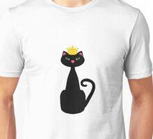 King Queen Cat Unisex T-Shirt