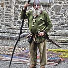 Irish celt  by Declan Carr