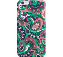 Indian paisley iPhone Case/Skin