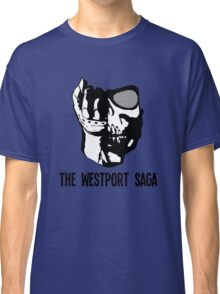 Westport Logo with Text Classic T-Shirt
