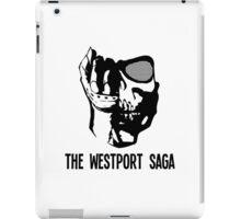 Westport Logo with Text iPad Case/Skin