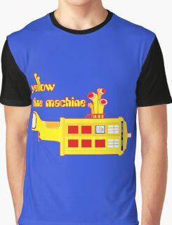 YELLOW TIME MACHINE PILLOW  Graphic T-Shirt