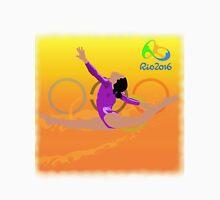 Olympic Gymnast Rio 2016 Unisex T-Shirt