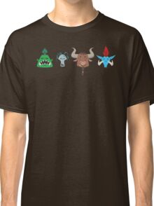 For the Horde! Cartoon Pattern Classic T-Shirt