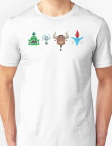 For the Horde! Cartoon Pattern Unisex T-Shirt