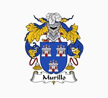 Murillo Coat of Arms/ Murillo Family Crest Unisex T-Shirt