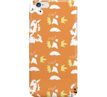 Pokemon Magikarp Goldeen Seaking Pattern iPhone Case/Skin