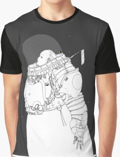 Space Samurai  Graphic T-Shirt