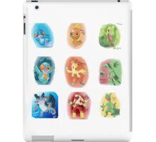 Hoenn Starters iPad Case/Skin