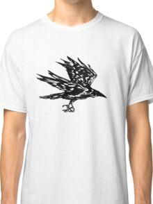 Raven art by luis-ART Classic T-Shirt