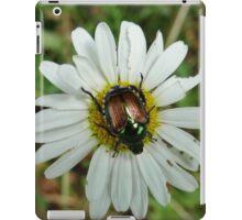 June bug in July iPad Case/Skin