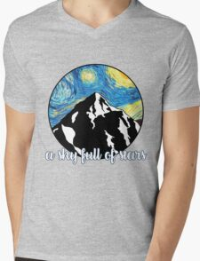 A sky full of stars Mens V-Neck T-Shirt