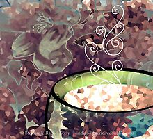 Morning Cup by Stephanie Rachel Seely