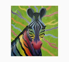 The Rainbow Zebra Fab Four--Ringo Unisex T-Shirt