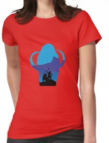 FC #3 Womens Fitted T-Shirt