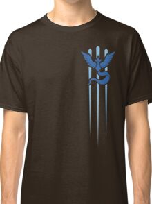 Team Mystic - Pokemon GO (Trident) Classic T-Shirt