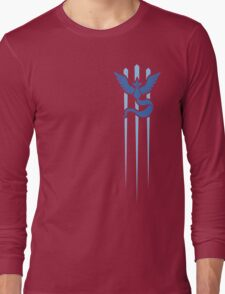 Team Mystic - Pokemon GO (Trident) Long Sleeve T-Shirt