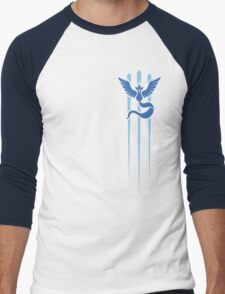 Team Mystic - Pokemon GO (Trident) Men's Baseball ¾ T-Shirt