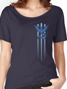 Team Mystic - Pokemon GO (Trident) Women's Relaxed Fit T-Shirt