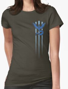 Team Mystic - Pokemon GO (Trident) Womens Fitted T-Shirt