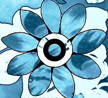 Shades Of Blue by Stephanie Rachel Seely