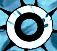 Shades Of Blue Sticker