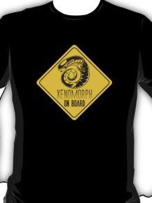 Xenomorph On Board T-Shirt