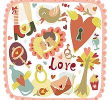 Love by juliakuy