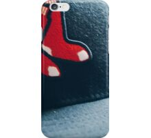 For the red sox fans iPhone Case/Skin