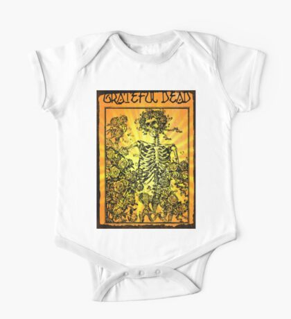 Grateful Dead One Piece - Short Sleeve