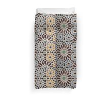 Moroccan tiles Duvet Cover