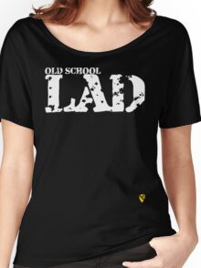 Old School Lad Women's Relaxed Fit T-Shirt