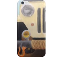 Willys CJ3-B iPhone Case/Skin