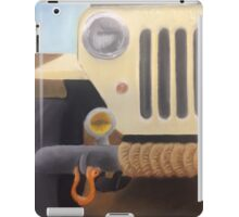 Willys CJ3-B iPad Case/Skin
