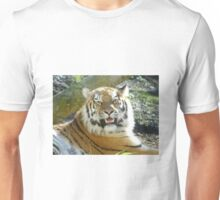 A Tiger smiles for you Unisex T-Shirt