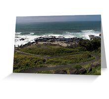 Cape Perpetua ©  Greeting Card