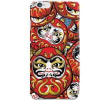 Daruma Daruma All Over Print iPhone Case/Skin
