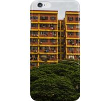 Apartment Living - Asian Style iPhone Case/Skin
