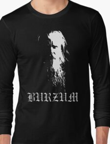 Burzum - Varg Vikernes Long Sleeve T-Shirt