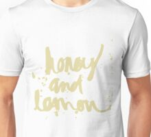 honey + lemon Unisex T-Shirt