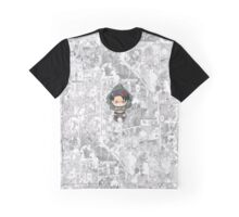 Attack On Titan - Levi Graphic T-Shirt